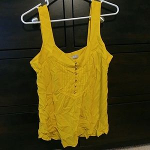 Banana Republic tank top.